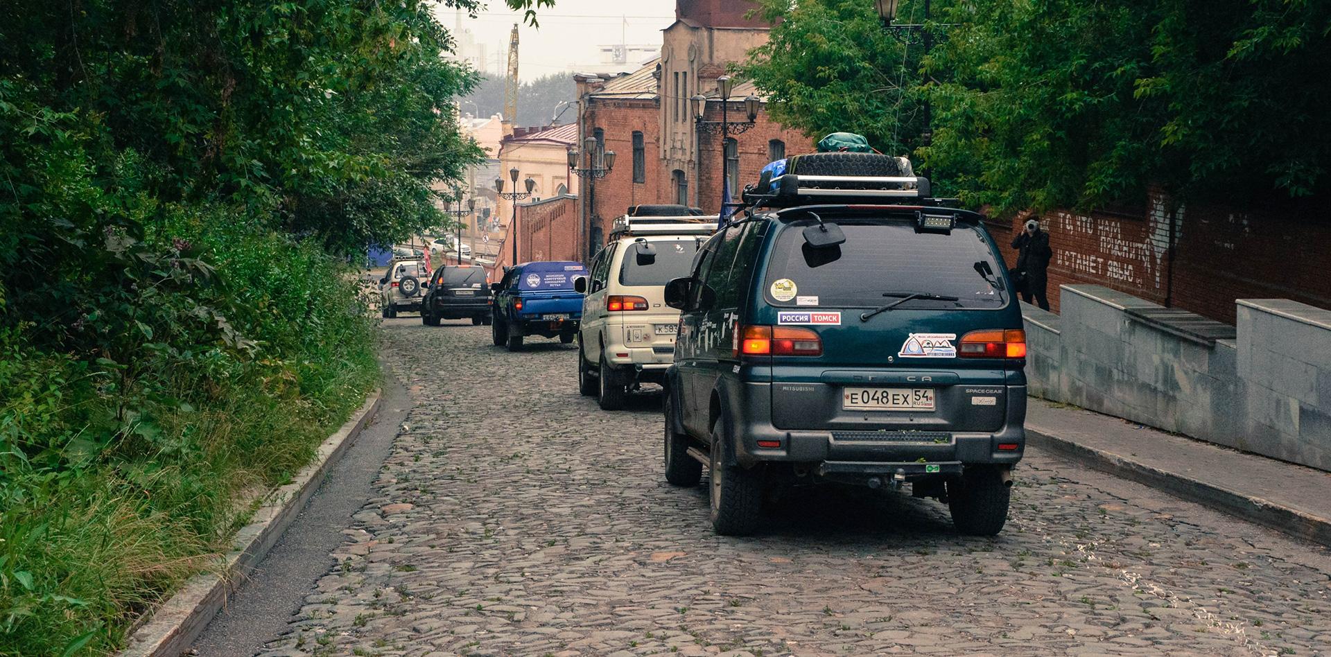Фестиваль стартовал автоэкспедицией «Восточный посольский путь»